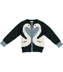 Stella McCartney Kids Lauren Baby Cardigan SWAN Stella McCartney Kids Lauren Baby Cardigan SWAN