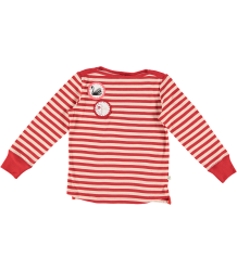 Stella McCartney Kids Fiona LS T-shirt BADGES Stella McCartney Kids Fiona LS T-shirt BADGES red