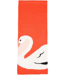 Stella McCartney Kids Robbie Scarf SWAN Stella McCartney Kids Robbie Scarf SWAN