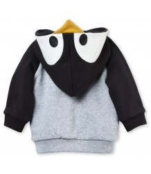 Stella McCartney Kids Buddy PENGUIN Cardigan Stella McCartney Kids Buddy PENGUIN Cardigan