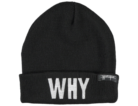 Yporqué WHY NOT Beanie