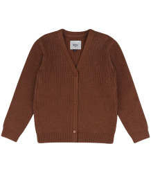 Repose AMS Knit Cardigan Repose AMS Knit Cardigan leave brown