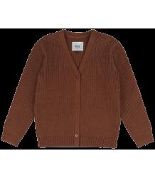 Repose AMS Knit Cardigan Repose AMS Knit Cardigan leave brown