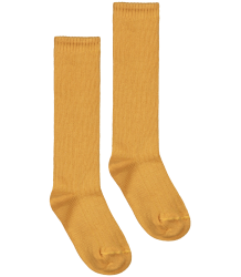 Gray Label Long Ribbed Socks Gray Label Ribbed Socks mustard
