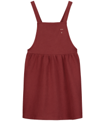 Gray Label Pinafore Dress Gray Label Pinafore Dress burgundy