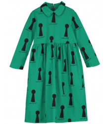 Beau LOves Margo Collar Dress KEYHOLES