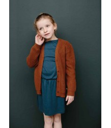 Repose AMS Knit Cardigan Repose AMS Dress blue