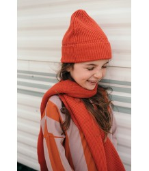 Repose AMS Knit Hat Repose AMS Knit Scarf red clay