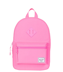 Herschel Heritage Backpack Kid REFLECTIVE Herschel Heritage Backpack Kid reflective pink