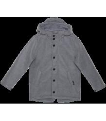 Gosoaky Elephant Man Rain Jacket Gosoaky Elephant Man Regenjacket grey melange