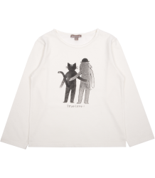 Emile et Ida Baby T-shirt TRUE LOVE Emile et Ida Baby T-shirt TRUE LOVE