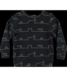 Caroline Bosmans Fleece Sweater LINE UP Caroline Bosmans Fleece Sweater LINE UP
