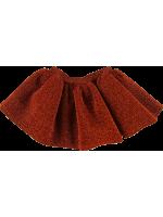 Caroline Bosmans Neoprene Skirt SPARKLE Caroline Bosmans Neoprene Skirt SPARKLE BRONZE