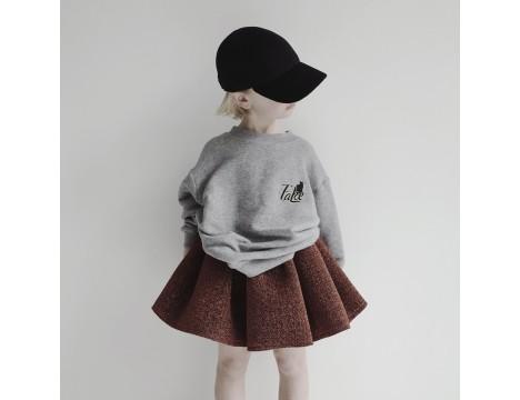 Caroline Bosmans Neoprene Skirt SPARKLE