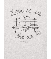 Emile et Ida Sweatshirt CHAT LOVE Emile et Ida Sweatshirt CHAT LOVE