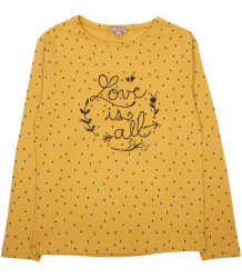Emile et Ida Tee Shirt LOVE IS ALL Emile et Ida Tee Shirt LOVE IS ALL