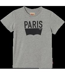 Levi's Kids SS Tee PARIS LEVI'S SS Tee PARIS grijs melange