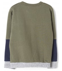 Finger in the Nose Brian Sweatshirt COLOURBLOCK Finger in the Nose Brian Sweatshirt COLOURBLOCK