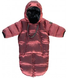 Finger in the Nose Snowbird Babywarmer Finger in the Nose Snowbird Babywarmer brick red metallic
