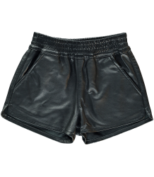 Finger in the Nose Holiday Shorts LEATHER Finger in the Nose Holiday Shorts LEATHER black