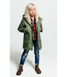 Finger in the Nose Halifax Military Style Parka Finger in the Nose Halifax Military Parka army green