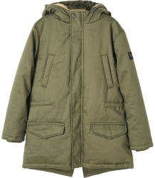 Finger in the Nose Halifax Military Style Parka Finger in the Nose Halifax Military Style Parka khaki