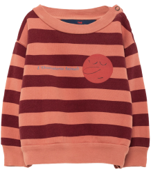 The Animals Observatory Bear Babies Sweatshirt STRIPES The Animals Observatory Bear Babies Sweatshirt STRIPES