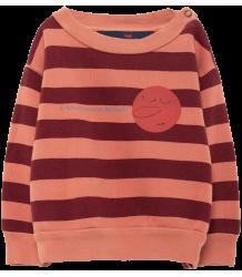 The Animals Observatory Bear Babies Sweatshirt STRIPES The Animals Observatory Bear Babies Sweatshirt STRIPES