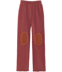 The Animals Observatory Horse Kids Pant The Animals Observatory Horse Kids Pant red garnet