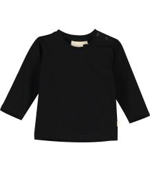 Mini Sibling Long Sleeved Top Mini Sibling Long Sleeved Top black
