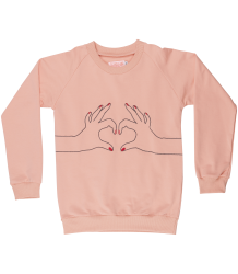 BangBang CPH LOVE Sweat Top BangBang CPH LOVE Sweat Top
