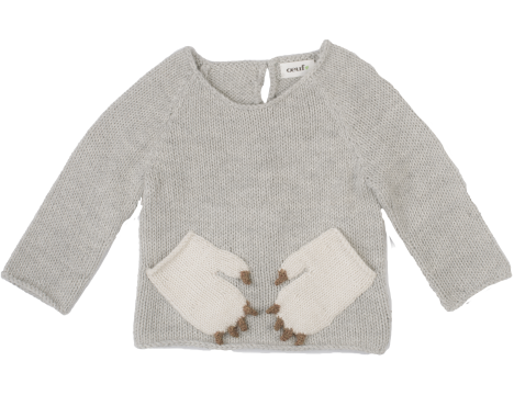 Oeuf NYC MONSTER Sweater