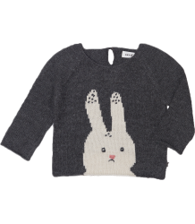 Oeuf NYC BUNNY Sweater Oeuf NYC BUNNY Sweater grey