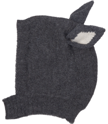 Oeuf NYC Animal Hat CAT Oeuf NYC Animal Hat Cat dark grey