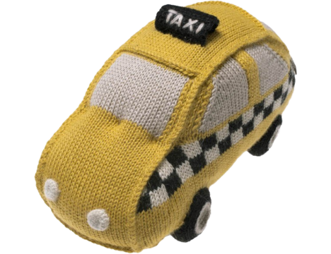 Oeuf NYC TAXI Soft Toy