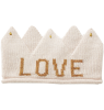 Oeuf NYC Knit Crown LOVE Oeuf NYC Knit Crown LOVE