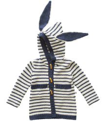 Oeuf NYC Striped Toggle Sweater BUNNY Oeuf NYC Striped Toggle Sweater BUNNY