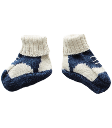 Oeuf NYC SHOE Booties Oeuf NYC SHOE Booties navy blue sneakers