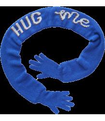 Oeuf NYC HUG ME Scarf Oeuf NYC HUG ME Scarf blue