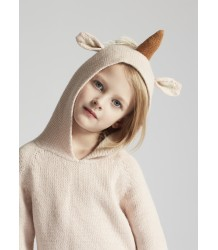 Oeuf NYC Animal Hoodie UNICORN Oeuf NYC Animal Hoodie UNICORN light pink
