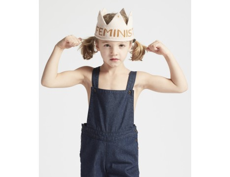 Oeuf NYC Knit Crown FEMINIST