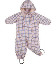 Tiny Cottons GRID Snow Onepiece Tiny Cottons GRID Snow Onepiece