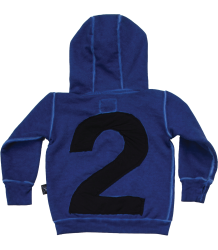 Nununu Puffy Numbered Hoodie Nununu Puffy Numbered Hoodie