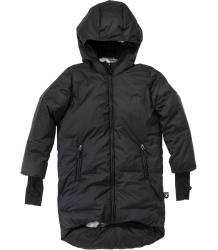 Nununu Long Down Coat Nununu Long Down Coat black