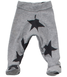 Nununu Footie Leggings STAR Nununu Footie Leggings STAR