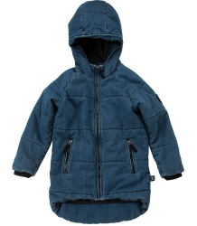 Nununu DENIM Down Coat Nununu DENIM Down Coat
