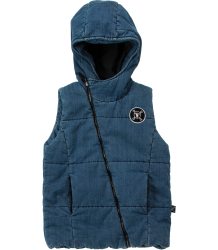 Nununu DENIM Down Vest Nununu DENIM Down Vest
