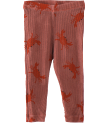 Bobo Choses Baby Leggings CRAB aop Bobo Choses Baby Leggings CRAB aop