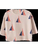 Bobo Choses Baby T-shirt ALMA S.B. aop Bobo Choses Baby T-shirt ALMA S.B. aop