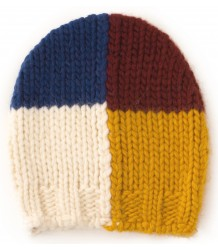 Bobo Choses Beanie MULTICOLOUR SQUARE Bobo Choses Beanie MULTICOLOUR SQUARE